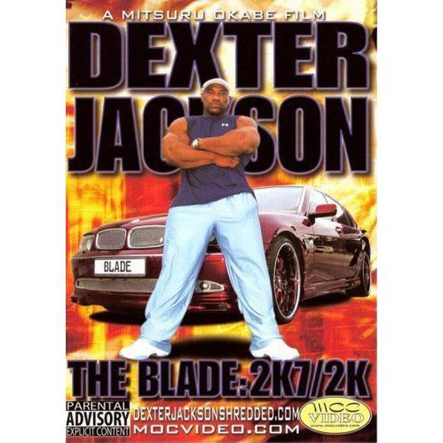 Dexter Jackson: The Blade - 2K7/2K [DVD] [2008] [US Import]